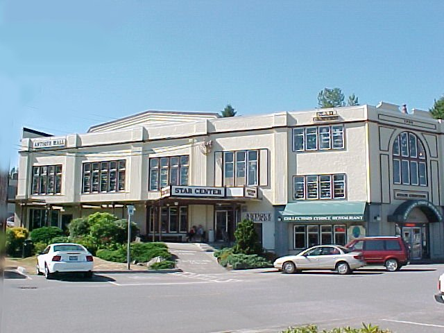 Star Center Antique Mall, Snohomish Washington